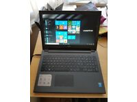 Dell Vostro Laptop, i3 Fourth Gen, 500GB HDD, 4GB Ram, Excellent Condition