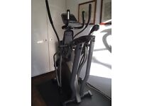 Vision-Fitness Cross-Trainer X6200HRT - almost never used