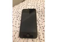 Apple iPhone 4s black great condition EE