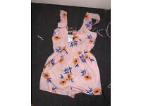 Brand new still with tags size 10 playsuit