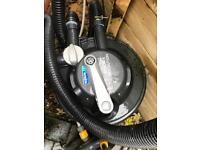 Pond pump and filter - Hozelock Tricoflex 1404 1240 Bioforce Filter Kit 28000