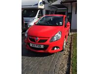 Vauxhall corsa vxr 1.6 turbo quick sale needed