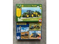 Tractor Puzzles