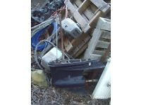 Bombardier Evinrude 135 Direct Injection gearbox ....................................