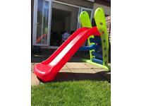 Littles Tikes easy store giant slide