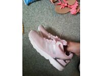 Size 3 baby pink Flux