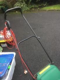 Lawn Mower Qalcast
