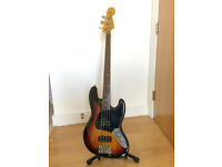Fender Jazz Bass Fretless - Modern Player Modified for Sale!