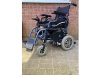 Electric Wheelchair Karma