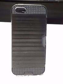 iPhone 5/5S/SE Carbon Fibre Black Case