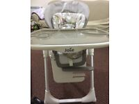 Join mimzy high chair