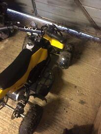 36v kids quad bike 800 watt 25-30mph