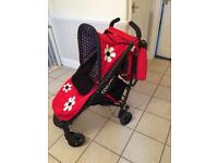 Cosatto giggle bizzy Betty Pushchair Stroller