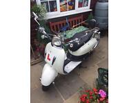 Tamoretti scooter