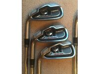 Taylormade Burner Golf Clubs Left handed irons