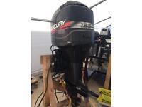 Mercury V6 2.5 175 EFI outboard