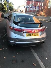 Honda civic 2.2 diesel Ex cdti manual £1599