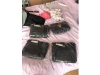 4 M&s handbags brand new
