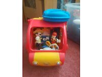 Mickey mouse campervan