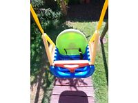 Chad Valley Baby/Childs Swing Seat