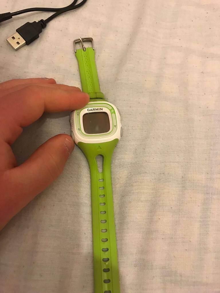 Garmin forerunner10 running watch £60