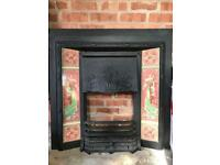 Stovax Cast Iron Fire Surround and Insert