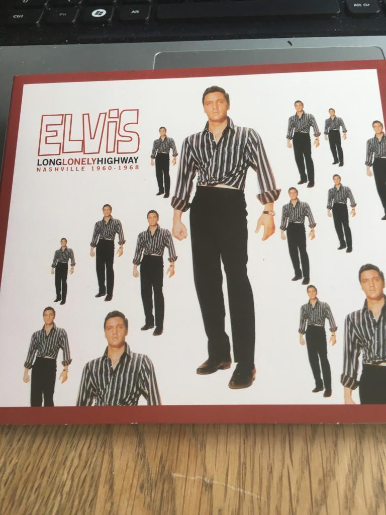 Elvis cd