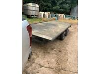 I for Williams flat bed trailer