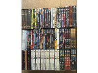 **Massive** 140 DVDs For Sale!!!