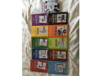 11 Diary of a Wimpy Kid books! For children 7+