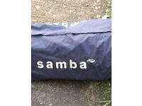 Samba goal net