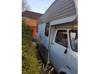 Cf bedford motorhome spares or replairs
