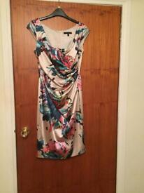 Coast Sateen Dress