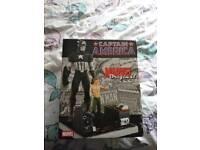 Captain america origins statue 136/2500 with CoA