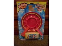 Bubble time bubble blowing set