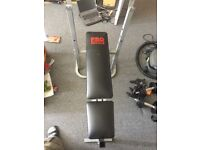 Exercise bench Pro power gym