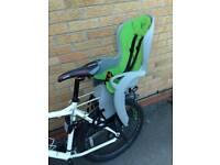Childs bike seat Hamax