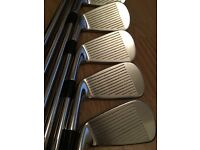Titleist AP2 Forged irons Project X 5.5 shafts