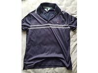 TOMMY HILFIGER golf polo t-shirt