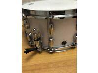 north custom snare drum