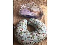 Chicco nursing pillow nearly new £20