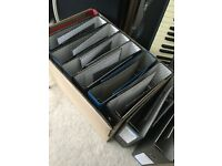 FREE - approx 30 ring binder files, between £2/3 each new - FREE