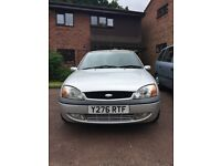 Ford Fiesta 1.25 Freestyle 5 doors hatch Manual Silver