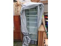 Large glass fronted fridge, Commercial, Drinks Fridge