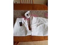 Childs Karate / Judo Suit with white belt
