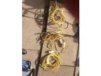 3 hook up cables