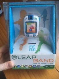 Leap band brand new in box