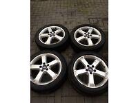 Ford Focus wheels