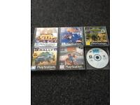 PS1 games includes CTR