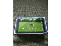 "8"" full HD screen 16gb hudl 2 tablet boxed gc"